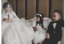 Rudi & Yeslin Wedding by Ventlee Groom Centre