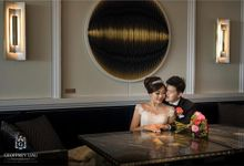 Mr.Yuki & Mrs.Stefany by Ventlee Groom Centre