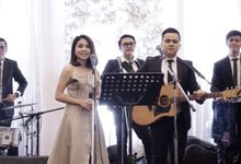 The Wedding Of Fredy & Jennis by Venus Entertainment