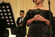 The Wedding Of Enrico & Vivian by Venus Entertainment