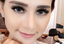 Makeup For Bride by Evlynmakeupartist