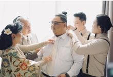 Mr Ernest ( Putra Anne Avantie ) by Ventlee Groom Centre