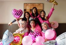 Bridal Shower Renita by Sisi Wedding Consultant & Stylist