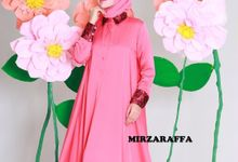 Lookbook for woman by Mirza Raffa