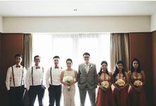 Steven & Gritta Wedding by Roopa
