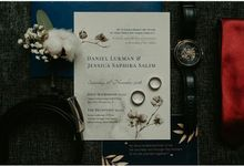 Daniel & Jessica's Wedding by Roopa