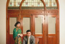 Mr.Ryan & Mrs.Yolanda Prewedding by Ventlee Groom Centre