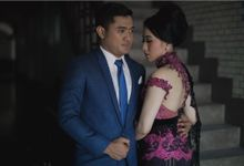 Mr.Pratistya & Mrs.Mayang by Ventlee Groom Centre