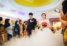 Mr.Edwin & Mrs.Cecilia Wedding by Ventlee Groom Centre