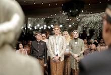 Wedding at Pendopo Kemang by PENDOPO KEMANG