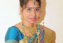 Traditional Look by Anjalisri Makeover