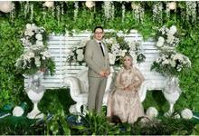 Paket Silver Pernikahan di Gedung by Deandra Wedding Planner