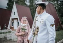 Prewedding Outdoor by Deandra Wedding Planner