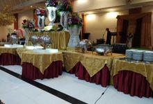 Tampilan Acara Pernikahan Adnan & Nurul by Bunga Catering
