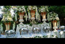 Acara Pernikahan Tgl 01 September 2019 by Bunga Catering