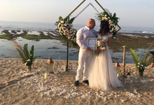 The Wedding of Dimitry & Tatiana by The Beyond Bali