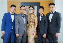 Mr. Welly & Ayu Setiawan Family by Ventlee Groom Centre
