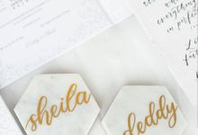 Mr.Deddy & Mrs.Sheilla Wedding by Ventlee Groom Centre