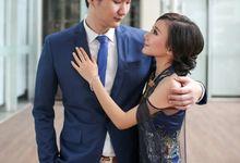 Mr.Deddy & Mrs.Shella Engagement by Ventlee Groom Centre