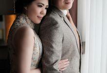 Mr.Thomas & Mrs.Endah Ariyana by Ventlee Groom Centre