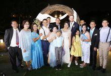 Mr.Aaron & Mrs.Ruth Wedding by Ventlee Groom Centre