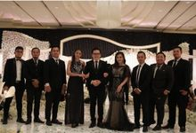 Mr.Yohanes & Mrs.Yunita Wedding by Ventlee Groom Centre