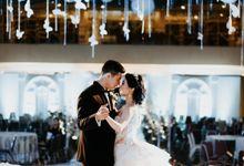 Mr.Hugo & Mrs.Stella Wedding by Ventlee Groom Centre