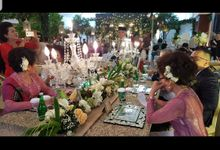 Wedding Dinner Helmy by Sisi Wedding Consultant