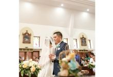 Holly Matrimony Mr.Fhery & Mrs.Fanny by Ventlee Groom Centre