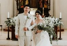 Mr. Hugo & Mrs. Stella Wedding by Ventlee Groom Centre