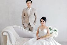 Mr. Fendy & Mrs. Sally Wedding by Ventlee Groom Centre