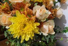 Eid Fitri Floral Arrangements by Hana Seserahan