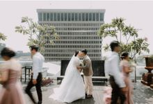 Mr. Edo & Mrs. Heidy Wedding by Ventlee Groom Centre