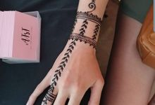 Deepavali Henna @ M Social Hotel by All The small Things