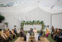 Pernikahan Outdoor Di Galea Belangi by Medina Catering