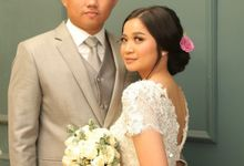 Mr. Maulana & Mrs. Anastasia by Ventlee Groom Centre