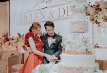 Mr. Deddy Sung & Mrs. Helen by Ventlee Groom Centre