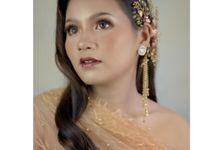 make up akad by Bryds Wedding Kebaya