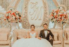 Mr. Taufan & Mrs. Mellissa by Ventlee Groom Centre