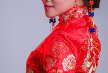 Photo Beauty (Chinesse New Year) by Huang Jia Jia Mandarin Singer