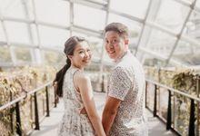 Renee's Pre-wedding by Allylimmakeup