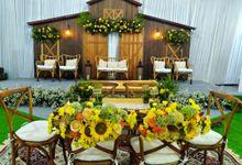 Putri ※ Ahmad Wedding by Hana Seserahan
