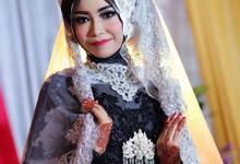 FRISKIA BRIDE by FitriamakeUp