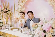 Mr. Yoshi & Mrs. Ariani by Ventlee Groom Centre