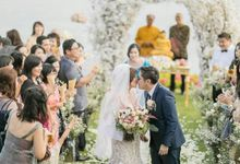 Mr. Kenny & Mrs. Selly Wedding by Ventlee Groom Centre