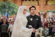 Mr. Faris & Mrs. Shopia by Ventlee Groom Centre
