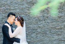 Mr. Tommy & Mrs. Eva Wedding by Ventlee Groom Centre