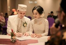 Multicultular Wedding Ms Tenri & Mr Guido by Aisya Argubi