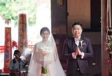 Mr. Henry & Mrs. Helen Wedding by Ventlee Groom Centre