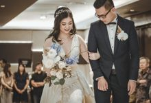 Mr.Benny Rusli & Mrs. Arini Ferdinad Wedding by Ventlee Groom Centre